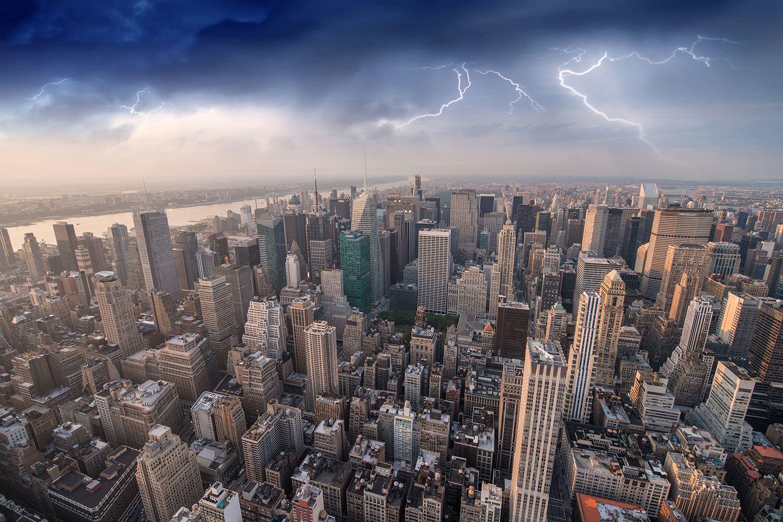 WandbespannungDeckenbespannung Manhattan Jetzt einfach